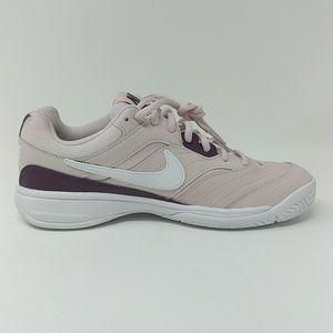 new products a6d78 23351 Nike Shoes - Nike Court Lite Womens Tennis Shoes Purple NEW